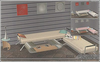 XM Sims2 free Sims 2 computer game object furniture living room ...