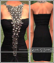 XM Sims2 free Sims 2 computer game outfit everyday formal