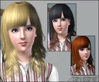 Sims 3 | Free downloads for the Sims 3, hairs, skins