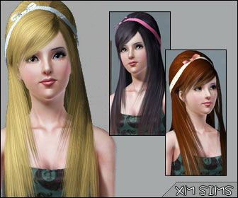 Sims 3 hair downloads | free sims 3 downloads.