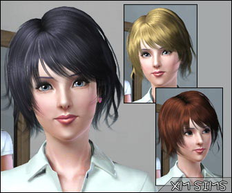 Sims 3 Free Downloads For The Sims 3 Hairs Skins Objects
