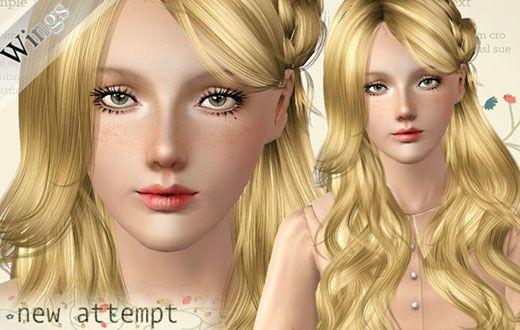 Sims 3 frisuren kostenlos